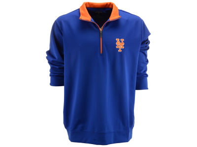 New York Mets MLB Men's Leader Pullover Shirt