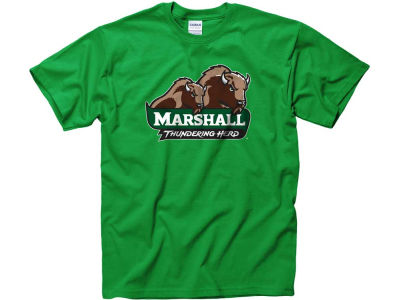 Marshall Thundering Herd NCAA 2 for $25  NCAA Big Logo Clean T-Shirt