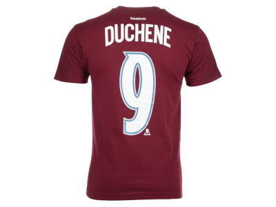 Colorado Avalanche Matt Duchene Reebok NHL CN Player T-Shirt