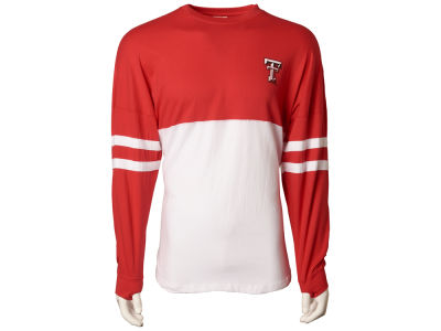 Texas Tech Red Raiders NCAA Women's Varsity Sweeper Long Sleeve T-Shirt