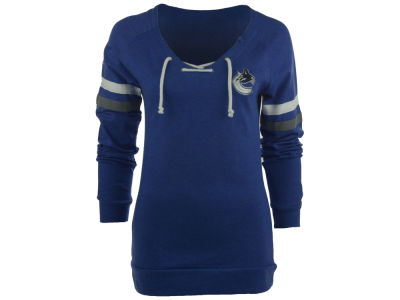 Vancouver Canucks NHL Women's Foxy Sweatshirt
