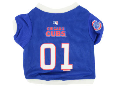 Chicago Cubs Small Pet Jersey