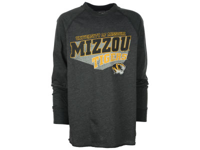 Missouri Tigers NCAA Youth Turbo Long Sleeve T-Shirt