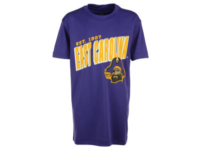 East Carolina Pirates NCAA Youth Sidekick Poly T-Shirt