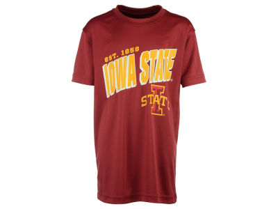 Iowa State Cyclones NCAA Youth Sidekick Poly T-Shirt