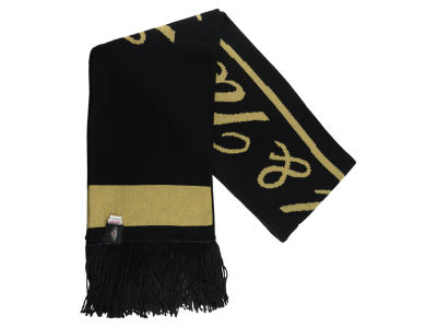 New Orleans Pelicans Mitchell & Ness NBA Blackout Team Stripe Scarf