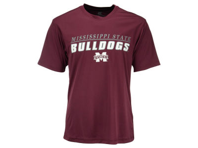 Mississippi State Bulldogs NCAA Men's Scoreboard T-Shirt