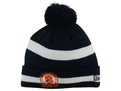 Syracuse Orange New Era NCAA BBall Pom Knit