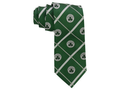 Boston Celtics Silver Line Necktie