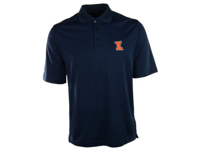 Illinois Fighting Illini NCAA Pique Xtra-Lite Polo