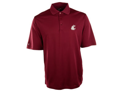 Washington State Cougars NCAA Pique Xtra-Lite Polo