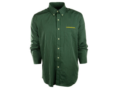 Oregon Ducks Antigua NCAA Achieve Button Down Woven