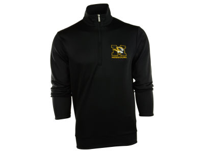 Missouri Tigers NCAA Leader Pullover Quarter Zip