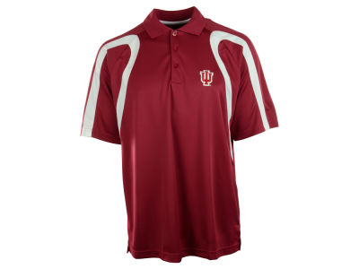 Indiana Hoosiers NCAA Point Polo