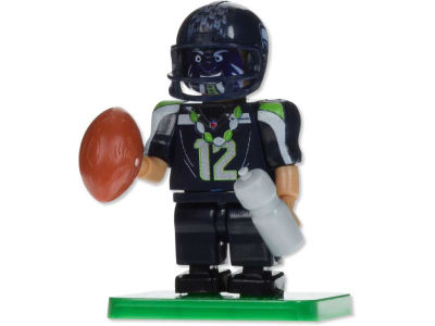 Seattle Seahawks Fan #12 OYO Figure