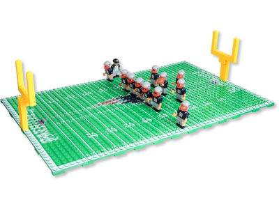 New England Patriots OYO Football Team Game Time Set