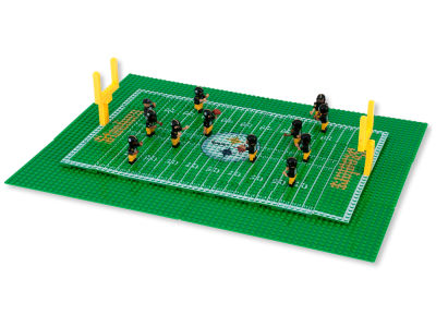 Pittsburgh Steelers OYO Football Team Game Time Set