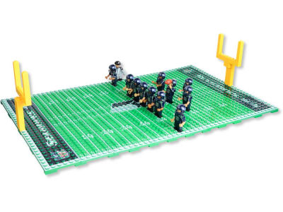 Seattle Seahawks OYO Football Team Game Time Set