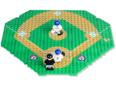 Texas Rangers MLB OYO Team Infield Set