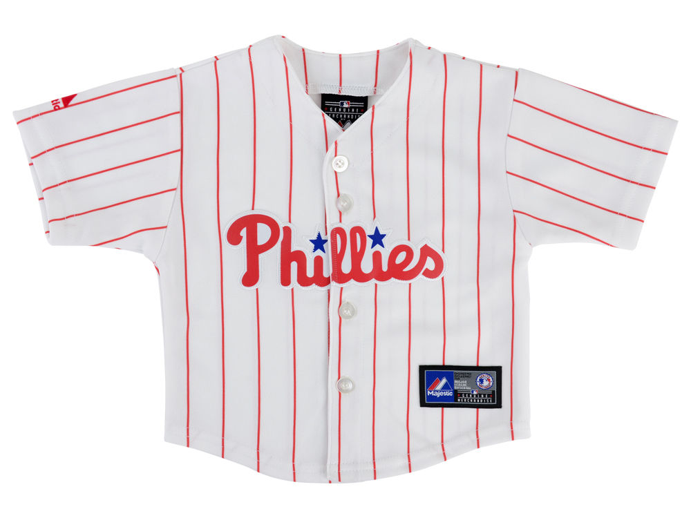 Philadelphia Phillies MLB Infant Blank Replica Jersey  a65a9338a69