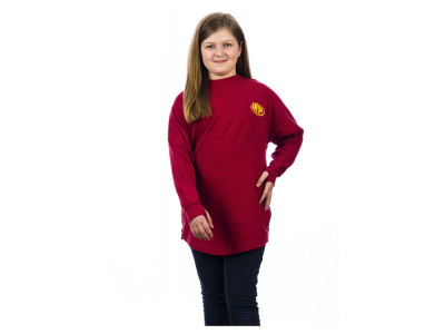 Iowa State Cyclones NCAA Youth Sweeper Long Sleeve Shirt