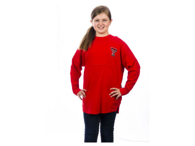 Texas Tech Red Raiders NCAA Youth Sweeper Long Sleeve Shirt