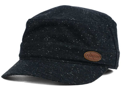 Kangol Speckled Tweed Military Hat