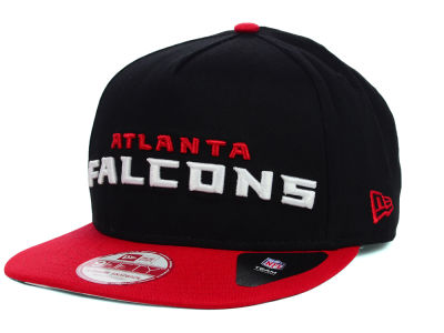 Atlanta Falcons New Era NFL Flip Up Team Redux 9FIFTY Snapback Cap