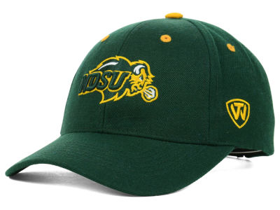 North Dakota State Bison Top of the World NCAA Triple Threat Hat