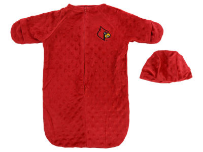 Louisville Cardinals NCAA Newborn Cuddle Bubble