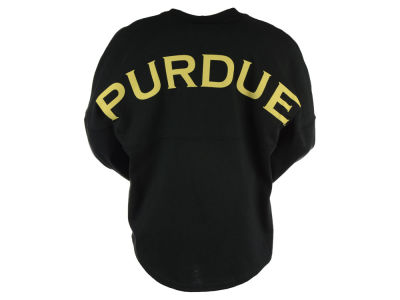 Purdue Boilermakers NCAA Toddler Sweeper Long Sleeve Shirt