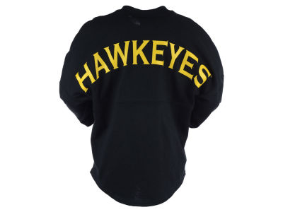 Iowa Hawkeyes NCAA Toddler Sweeper Long Sleeve Shirt