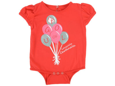 Louisville Cardinals NCAA Infant Balloon Creeper