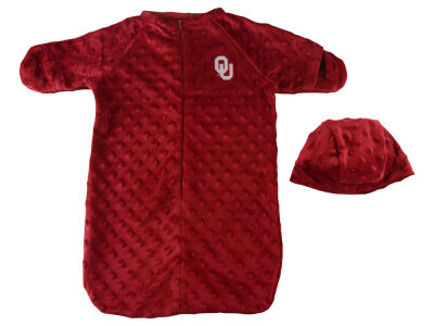 Oklahoma Sooners NCAA Newborn Cuddle Bubble