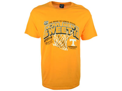 Tennessee Volunteers Blue 84 NCAA 2014 Bball Sweet 16 T-Shirt