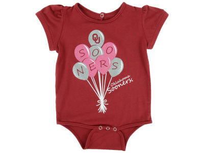 Oklahoma Sooners NCAA Infant Balloon Creeper