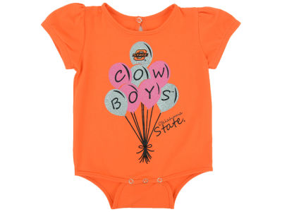 Oklahoma State Cowboys NCAA Newborn Balloon Creeper