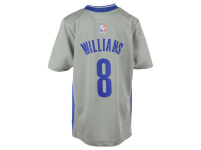 Brooklyn Nets Deron Williams NBA Youth Rev 30 Replica Jersey