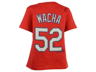 St. Louis Cardinals Michael Wacha Majestic MLB Infant Official Player T-Shirt