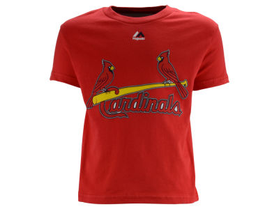 St. Louis Cardinals Michael Wacha Majestic MLB Toddler Official Player T-Shirt
