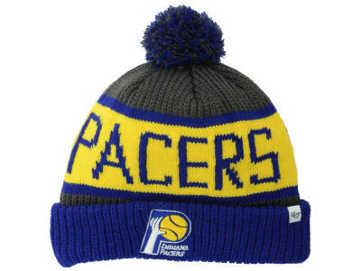 Indiana Pacers '47 NBA HWC Calgary Pom Knit