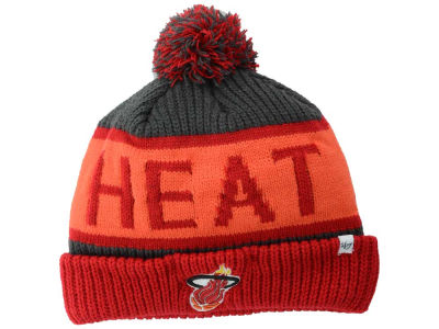 Miami Heat '47 NBA HWC Calgary Pom Knit