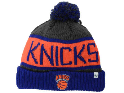 New York Knicks '47 NBA HWC Calgary Pom Knit