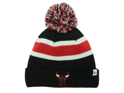 Chicago Bulls '47 NBA HWC Youth Breakaway Pom Knit