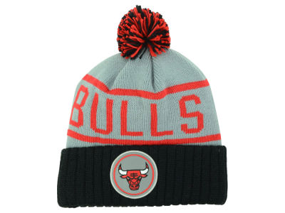 Chicago Bulls adidas NBA Reflective High 5 Knit