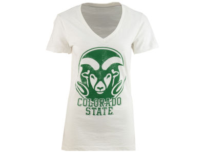 Colorado State Rams NCAA Womens Charlie T-Shirt 2014