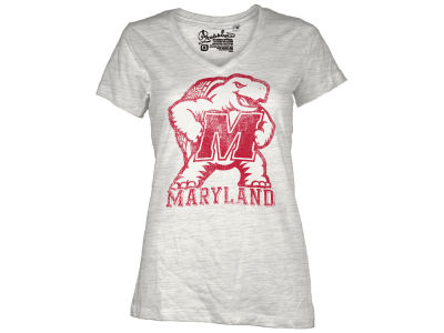 Maryland Terrapins NCAA Womens Charlie T-Shirt 2014