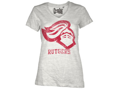 Rutgers Scarlet Knights NCAA Womens Charlie T-Shirt 2014