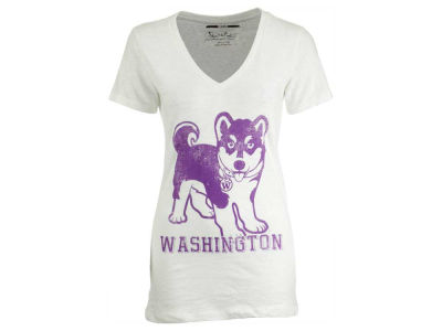Washington Huskies NCAA Womens Charlie T-Shirt 2014