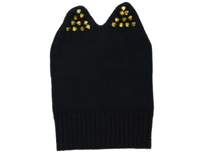 LIDS Private Label PL Studded Ear Beanie Knit